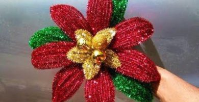 Nochebuenas limpiapipas