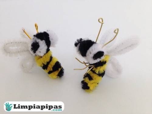 abejas chelines