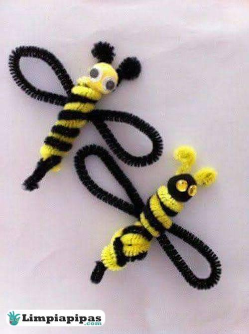 abejas escobillones