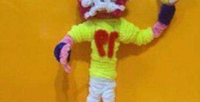 muñecos con chelines